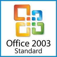 Microsoft Office 2003 Standard - MLK Version