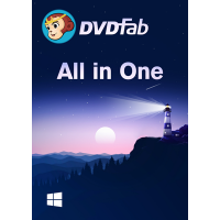 DVDFab All in One Suite 1 User / 24 Monate - ESD