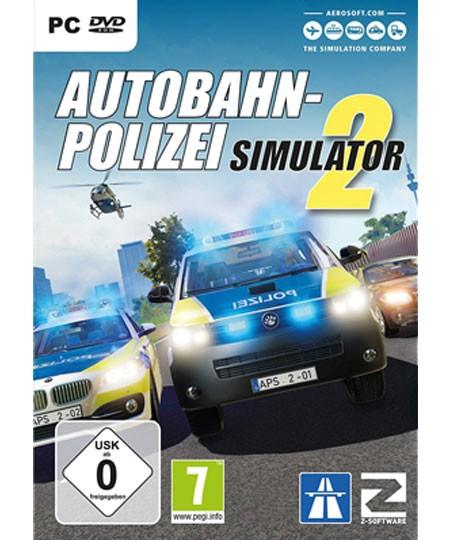 Autobahn-Polizei Simulator 2 für PC