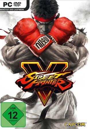 Street Fighter 5 für PC