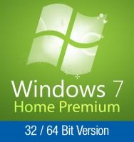 Windows 7 Home Premium Download Aktivierungsschlüssel für 32 / 64 Bit