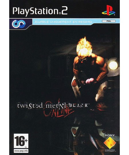 Twisted Metal: Black - PS2