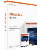 Office 365 Home PKC - bis zu 6 Personen für 1 Jahr