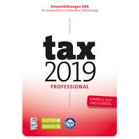 Tax 2019 (für Steuerjahr 2018) Professional - ESD