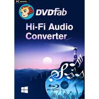 DVDFab Hi-Fi Audio Converter (24 Monate) - ESD