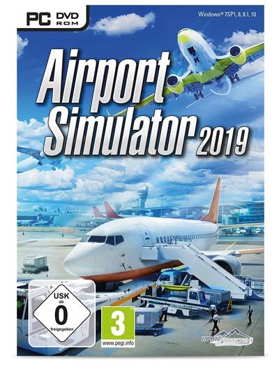 Airport Simulator 2019 - PC