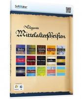 Elegante Mittelalterschriften 2.0