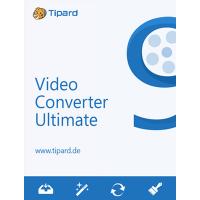 Tipard Video Converter Ultimate - lebenslange Lizenz - ESD