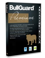 BullGuard Premium Protection 2021 / 2022 - 5 Geräte / 1 Jahr - OVP / PKC