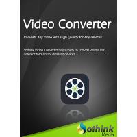 SothinkMedia Video Converter - Lebenslange Lizenz - ESD