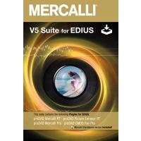 Mercalli V5 Suite für EDIUS - ESD
