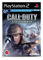 Call of Duty: Finest Hour / Le Jour de Gloire - PS2 - USK 18