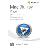 Aiseesoft Blu-ray Player für Mac (Version 2017) - ESD
