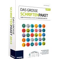 Das große Schriftenpaket 2015 - ESD