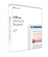 Microsoft Office Home and Student 2019 Box Pack