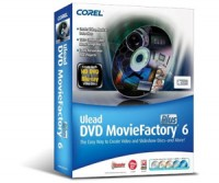 Corel Ulead DVD Movie Factory 6