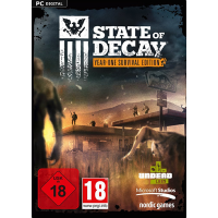 State of Decay: Year-One Survival Edition - USK 18 - ESD