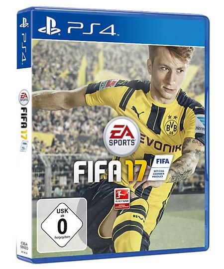 FIFA 17 PlayStation 4 (PS4)