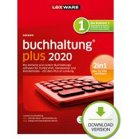 Lexware buchhaltung 2020 Plus Jahresversion (365 Tage) - ESD