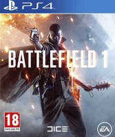 Battlefield 1 für Playstation 4 - USK 18 - [AT- PEGI]