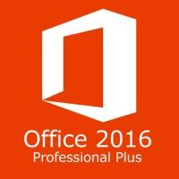 Office Professional Plus 2016 Aktivierungsschlüssel - ESD