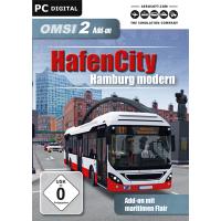 OMSI 2 Add-On HafenCity - Hamburg modern - DLC - ESD