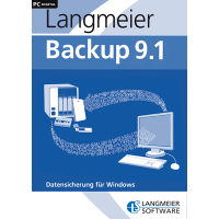 Langmeier Backup 9.1 Professional  - Upgrade inkl. 1 Jahr Maintenance - ESD