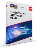 Bitdefender Antivirus Plus 2020 - 3 User / 1 Jahr -  ESD