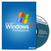 Windows XP Professional SP3 - CD + COA