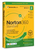 Norton 360 Standard 2021 / 2022 - 1 Gerät / 1 Jahr - ESD