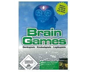 Brain Games - inklusive Gehirnjogging Vol.1