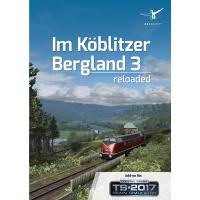 Train Simulator Im Köblitzer Bergland 3 reloaded - add-on - ESD