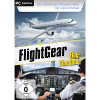 FlightGear – Flug-Simulator Deutschland  - ESD