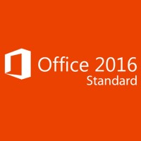 Office Standard 2016 Aktivierungsschlüssel -  Word, Excel, PowerPoint, OneNote, Outlook, Publisher -