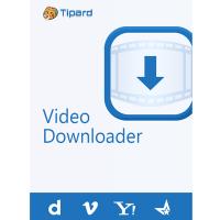 Tipard Video Downloader - lebenslange Lizenz - ESD