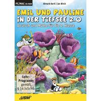 Emil und Pauline in der Tiefsee 2.0 - Deutsch und Mathe für die 2. Klasse - ESD
