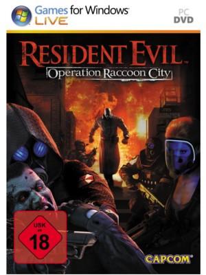 Resident Evil - Operation Raccoon City - USK 18