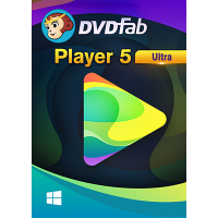 DVDFab Player 5 Ultra - 24 Monate - ESD
