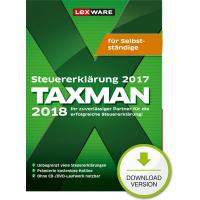 TAXMAN 2018 für Selbstständige - ESD