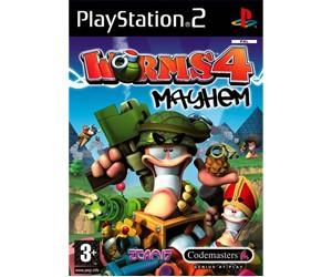 Worms 4: Mayhem USK 6