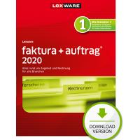 Lexware faktura+auftrag 2020 Jahresversion (365 Tage) - ESD