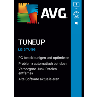 AVG PC TuneUp 1 PC / 12 Monate - ESD