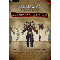 Shadows: Awakening The Legendary Armour Pack - DLC - ESD