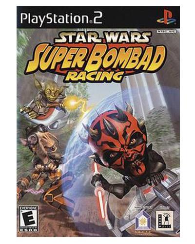 Star Wars - Super Bombad Racing PS2 (Französisch)