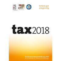 tax 2018 (für Steuerjahr 2017) - ESD