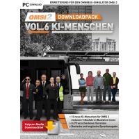 OMSI 2 Downloadpack Vol. 6 - KI-Menschen - DLC - ESD