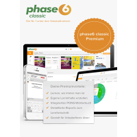 phase-6 phase-6 classic Premium (2017) inklusive App für Android & iOS - 1 Nutzer / 12 Monate - ESD