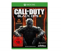 Call of Duty: Black Ops III inklusive Nuk3town Bonus Map - XBOX ONE - USK 18