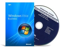 Windows Vista Business 32 Bit - DVD + COA