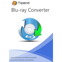 Tipard Blu-ray Converter - lebenslange Lizenz - ESD